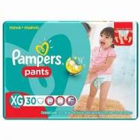 PAMPERS PANTS X30 XG