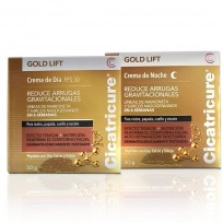 CICATRICURE GOLD COMBO DIA Y NOCHE X50