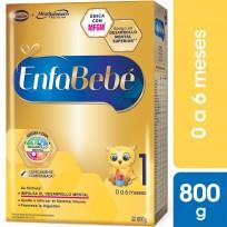 Enfabebe 1 Premium (0 A 6 Meses) 800grs X6 Unidades