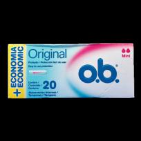 O B TAMPONES MINI X20