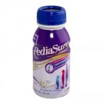 Pediasure Vainilla Plus Botella x237 x 12 unidades