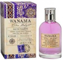 Familia WANAMA EDT X50 INDIAN DELIGHT