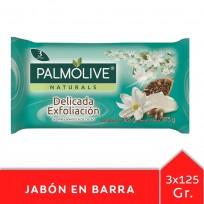 PALMOLIVE JABON 3X125 JAZMIN
