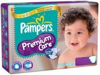 PAMPERS PREMIUN CARE X 20 GRANDE