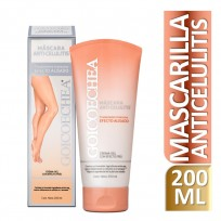 2 unidades Goicoechea Mascara Anti Celulitis x200