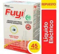 FUYI VAPE 45 NOCHES APARATO + REPUESTO