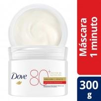 DOVE MASCARA CAPILAR 1MINUTO F. NUTRICIÓN 80+ X300