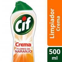 CIF X750 CREMOSO NARANJA