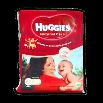 HUGGIES NAT.CARE NENE X30 M
