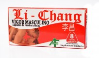 LI-CHANG X8 CAPSULAS