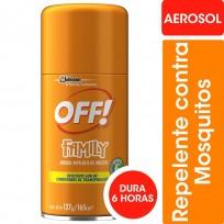 OFF AEROSOL X165 ACTIVE