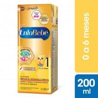 Enfabebe 1 Premium (0 A 6 Meses) Pack 200ml X 30 Unidades