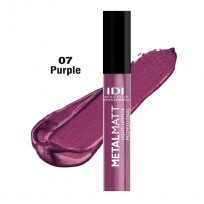 IDI LABIAL METALMATT COLOR ADDICT 07