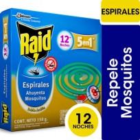 RAID ESPIRALES X12
