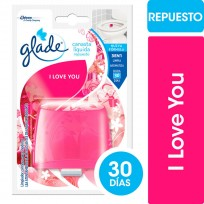 GLADE CANASTA LIQ. I LOVE YOU RTO.