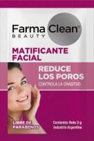 FARMA CLEAN BEAUTY MATIFICANTE X4