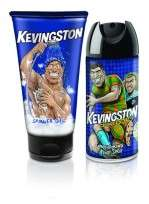 KEVINGSTON SET GOALS GEL+DESODORANTE