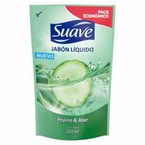 SUAVE JABON LIQUIDO PEPINO ALOE DP X220