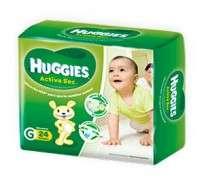 HUGGIES ACT.SEC VERDE X22 G