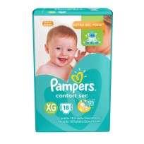PAMPERS CONFORT SEC X18 XG