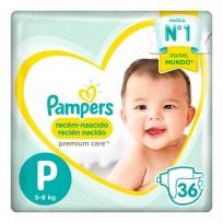 PAMPERS PREMIUM X36 P
