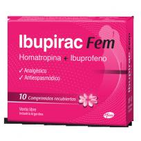 IBUPIRAC FEM  X 10 COMPRIMIDOS