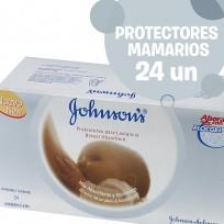 JOHNSON PROTECTORES MAMARIOS X24 PARA LACTANCIA