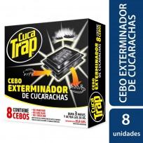 CUCA TRAP CEBO X8