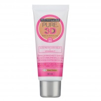 MAYBELLINE PURE BASE3D CL.DOR.