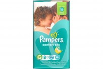 PAMPERS CONFORT SEC X8 G