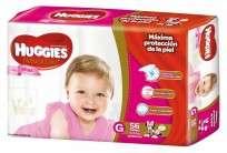 HUGGIES NAT.CARE NENA X56 GDE
