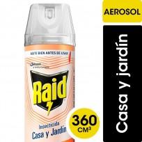 RAID X360 CASA Y JARDIN ACUOSA