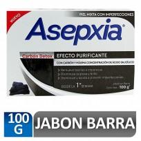 ASEPXIA JABON CARBON DETOX X100