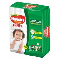 HUGGIES PANTS X14 XG 12 A 17KG