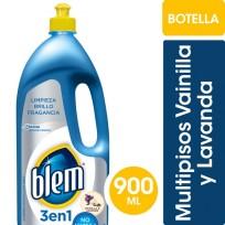 BLEM  LIMPIADOR MULTIPISOS 3EN1 X900 VAINILLA