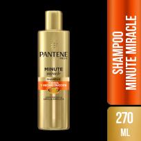 PANTENE MINUTE SH.FUERZA Y RECONSTRUCCION X270