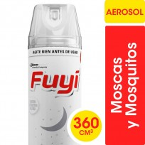FUYI MATA MOSCAS Y MOSQUITOS X360 AEROSOL