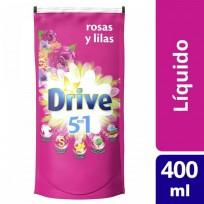 DRIVE LIQUIDO X400 DP ROSAS Y LILAS