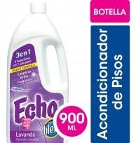 ECHO BALDE LIMPIAPISOS X900 LAVANDA