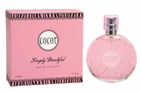 COCOT EDT X50 ROSA BEAUTIFUL