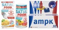 Satial Food Polvo + Ampk X 60 comprimidos
