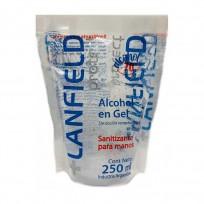LANFIELD ALCOHOL EN GEL DP X250