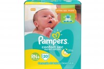 PAMPERS CONFORT SEC X20 RN +