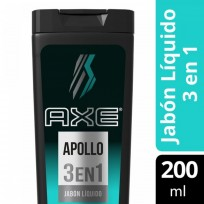 AXE JABON LIQUIDO APOLLO X200