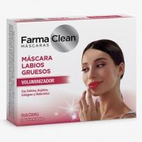 FARMA CLEAN MASCARA LABIOS GRUESOS
