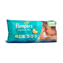 PAMPERS CONFORT SEC X10 G
