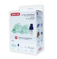 SAN-UP KIT ACCESORIOS P/NEBULIZADOR PISTON