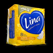 LINA X8 ULTRAFINA C/ALAS