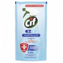 CIF ANTIBACTERIAL 2 EN 1 X450 DOYPACK