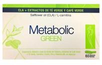 METABOLIC GREEN X60 CAPS SUPLEMENTO DIETARIO